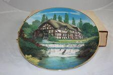 "David Winter ""Little Mill"" Vintage Plate Collection LE#2983 #E"