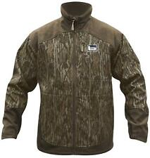 BANDED UFS Fleece Full Zip Jacket Coat Mossy Oak Bottomland BTML Camo 2xl