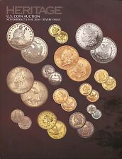 Heritage U.S. Coin Auction November 6 7 9 10 2014 Beverly Hills