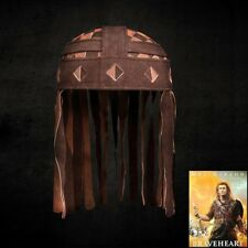 William Wallace Sctottish Leather Helmet Official Braveheart Movie Replica