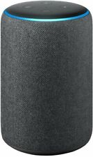 Amazon - Echo (3rd Gen) Smart Speaker with Alexa - Charcoal