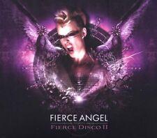 FIERCE ANGEL FIERCE DISCO 11 TRIPLE CD SET DJ DISCO PARTY COLLECTION