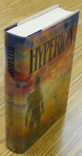 Dan Simmons.  HYPERION.  Doubleday, 1989.  1st HC/DJ.  1990 Hugo Winner!  F/F.