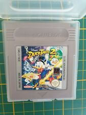 GAME BOY GAMEBOY COLOR GB GAME JEU DUCKTALES 2 GERM DMG-D7-NOE