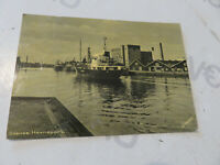 Card Age Denmark Odense Havneparti Shipped Years 50/60