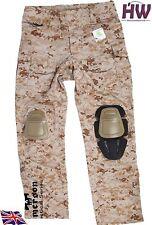 Airsoft Emerson Gen 3 Combat Pantalon Pantalon AOR1 Avec Genou Pads 32-34 CRYE Style