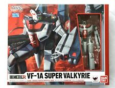 Macross Hi-Metal R VF-1A Super Valkyrie Fighter action figure Robotech Ichijo