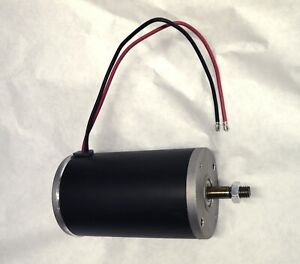 1.5 hp / 110 high Volt Electric Motor DC/ac* 4500 RPM / Light Weight / 1100 Watt