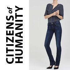 10345 ? CITIZENS OF HUMANITY AVA Low Rise Straight Jeans Size 28 RT $198
