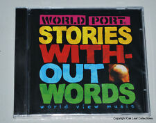 World Port Stories without words New Age Salsa MORE Music WP006 SEALED!