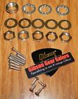 Gibson Les Paul Hardware Nuts Washers Screws Set Traditional Pro V Guitar Parts photo