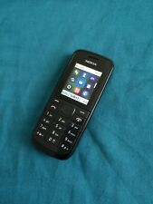 Nokia 113 - Black (EE/Orange/Tmobile) Mobile Phone