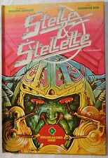Stelle & Stellette by Umberto Eco (Illus Philippe Druillet) (Italy, 1976) hc NEW