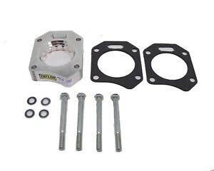 Taylor Billet Specialties 91204 Helix Power Tower Plus Throttle Body Spacer