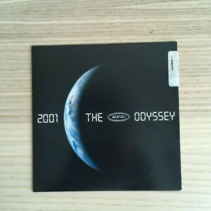 Various - 2001 The Epic Odissey - CD PROMO Compilation - Sony 2001 - RARE