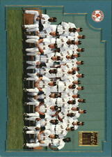 Cromos de béisbol de coleccionismo Topps Boston Red Sox