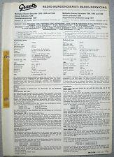 ITT/GRAETZ Stereo Decoder 1265, 1268, 1269 Service Manual