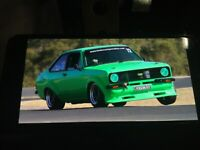 FORD pinto collecteur d/'admission injection sact joint-Mk1 Mk2 Escort Capri Cortina