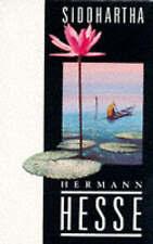 Siddhartha,HESSE, Hermann,Acceptable Book mon0000101120