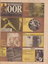 MAGAZINE OOR 1978 nr. 16 - PRETTY THINGS / HELMETTES / MONIQUE VAN DER VEN