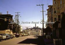 CA057 35mm Slide San Francisco 1972, Kodachrome Transparency