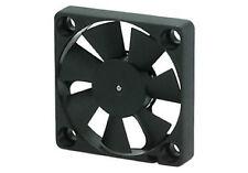 Ventola assiale 12 Vcc 40x40x7 materiale termoplastico su cuscinetti fan