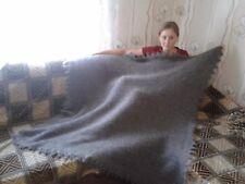 Пуховый платок ручная работа 145*145 см
