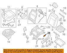 NISSAN OEM 07-12 Altima Power Seat-Switch 87066JA03A