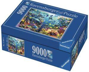 "Ravensburger ""Underwater Paradise"" 9000 piece Jigsaw Puzzle."