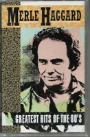 Merle Haggard Greatest Hits of the 80's Cassette Tape 1990 CBS Records ET46925