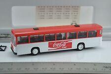 Herpa MAN SD 240  COCA COLA Bus 1:87 HO Scale