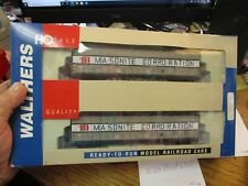 Walthers 932-27006 HO MASONITE CORP. Thrall Door Box Car 2 Pack NEW!