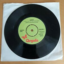 "STEELEYE SPAN-GAUDETE/HOLLY & IVY-ORIGINAL UK 7"" ISSUE ON CHRYSALIS RECORDS-1972"