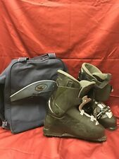 Salomon Sesifit Mens Size 12 Snowboots With Carring Bag