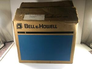 Bell & Howell 1623z Multi-motion 8mm / Super 8 Film Movie Projector