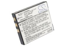 Replacement Battery for Samsung 3.7v 850mAh / 3.15Wh Camera Battery