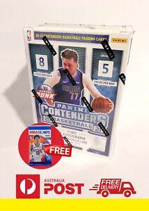 2020-21 Panini Contenders Basketball Blaster Box - July Preorder