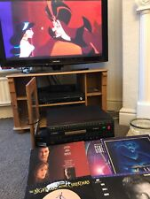 More details for pioneer cld-100 kv laserdisc player & films  - tested & working - no remote