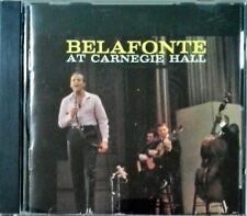 HARRY BELAFONTE - BELAFONTE AT CARNEGIE HALL - RCA CD