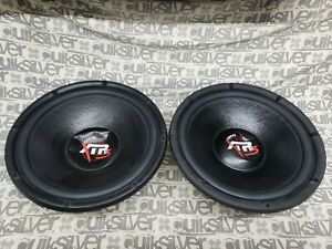 Old School Orion 12in Subwoofers XTR3