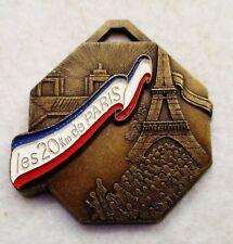 MEDAILLE 20 KMS DE PARIS