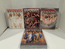 Desperate Housewives Seasons 1,2,3,4 Dvd Season Sets Lot Free Shipping