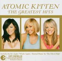 Atomic Kitten Greatest hits (15 tracks, 2004) [CD]