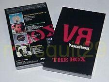 "VASCO ROSSI ""THE BOX"" RARO BOX 4 CD 2003 - SIGILLATO"
