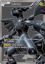 Zekrom Full Art 114/114 en