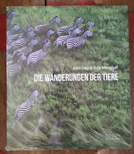 Die Wanderungen der Tiere - bebildertes Sachbuch