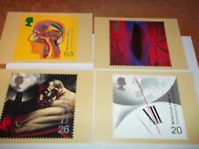 Inventors' Tale 12 January 1999 PHQ 203 set Royal Mail Stamp Card Series MINT