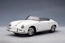 1/18 AUTOART - PORSCHE 356a SPEEDSTER (Blanco) 1957
