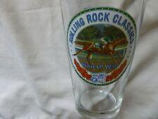 Man O' War Rolling Rock Beer Glass