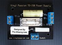 Vinyl Passion Wave Universal Power supply Thorens - Linn + many more